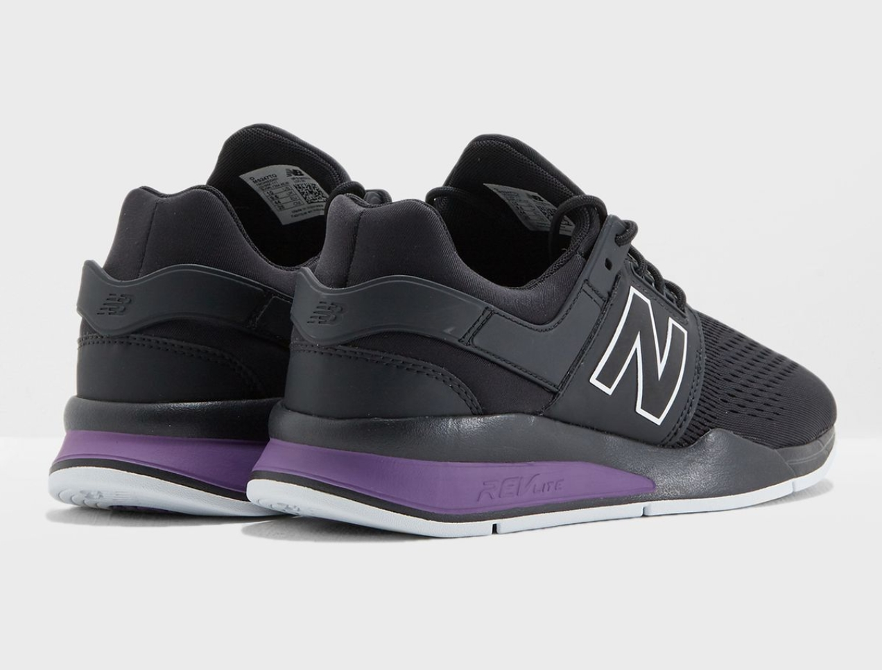 New Balance 247 Tritium Men's Shoes (MS247TO) / Μαύρο